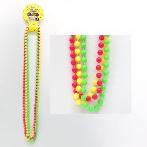 Collares de Perlas Fl or x 6u