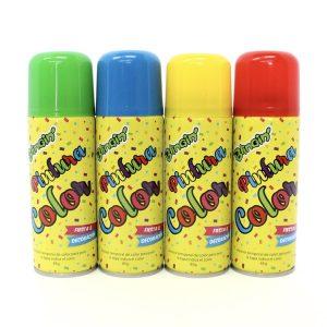 Spray Pinta Pelo Amarillo