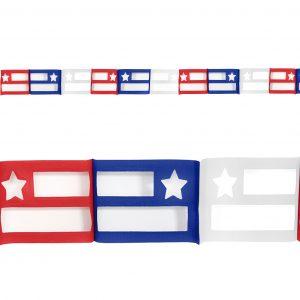Guirnalda Bandera Chile