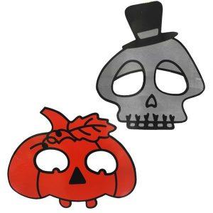 M scara Halloween Econ mica
