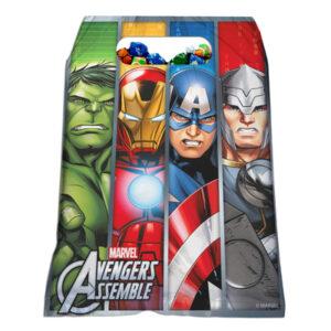 Bolsas Para Dulces Avengers