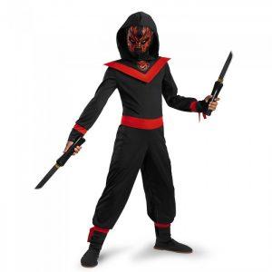 Disfraz Ninja Deluxe