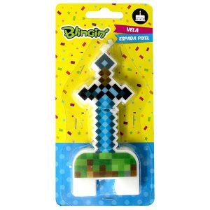 Vela Espada Pixel