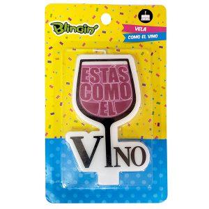 Vela 8220 Estas Como El Vino 8221