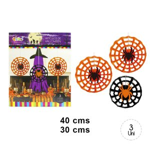 Set Ara as Decorativas Halloween