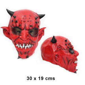 M scara Diablo Colmillos