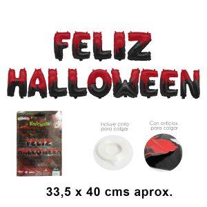 Globo Foil Feliz Halloween