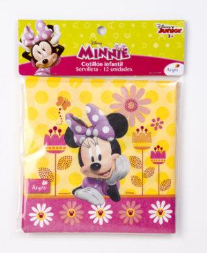 Servilleta Minnie Mouse