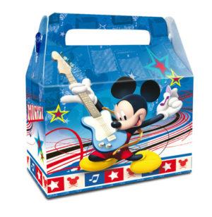 Cajas para Sorpresa Mickey Mouse Rocks