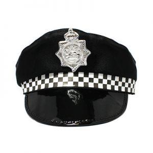 Gorro Policial Americano