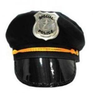 Gorro Policial Americano Especial
