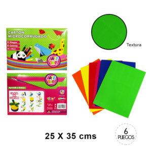 Carpeta Carton Microcorrugado