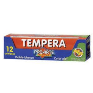 Tempera 12 Colores
