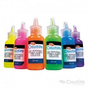 Glitter Glue Ne n 20 ml x 1u