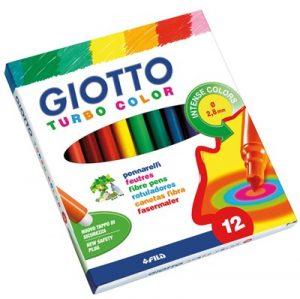 Plumones Turbo Color Giotto