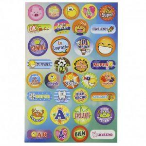 Stickers Motivacionales 4