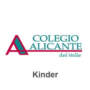 Lista tiles Escolares Colegio Alicante del Valle 8211 Kinder