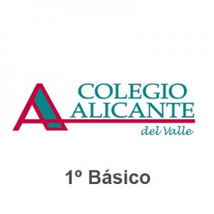 Lista tiles Escolares Colegio Alicante del Valle 8211 Primero B sico