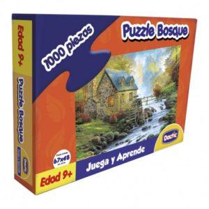 Puzzle 1000 Piezas Bosque