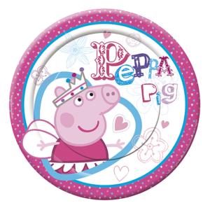 Platos Peppa Pig