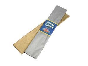 Papel Crep Metalizado x 1 Pliego