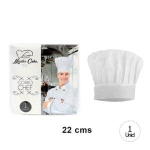Gorro Chef Grande