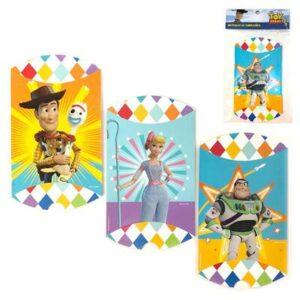 Cajas para Sorpresas Toy Story