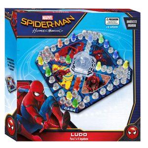 Juego Ludo Spiderman