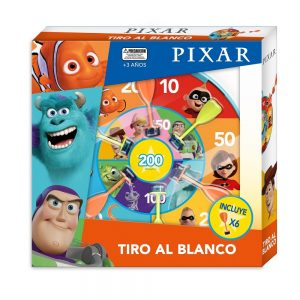 Juego Tiro al Blanco Pixar