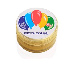 Pinta Carita Fiesta Color Amarillo