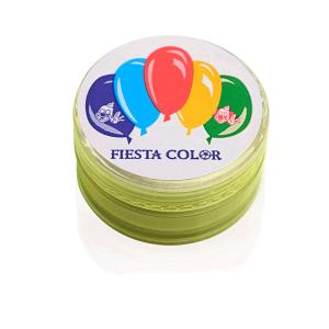 Pinta Carita Fiesta Color Verde Manzana