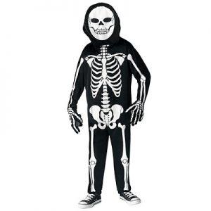 Disfraz Esqueleto Ni o T 4 a 6 A os