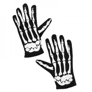 Guante esqueleto Ni o x 2 u