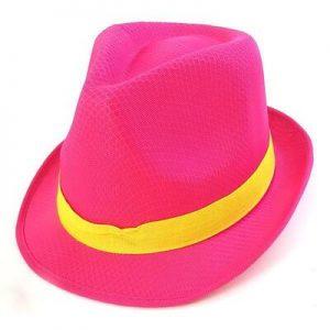 Sombrero Guapo Tela Ne n Fucsia x 1u