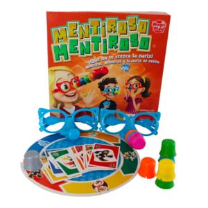 Mentiroso play fun